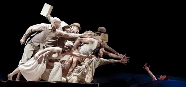 Corso Annuale sulle Tecniche Teatrali 2011/12