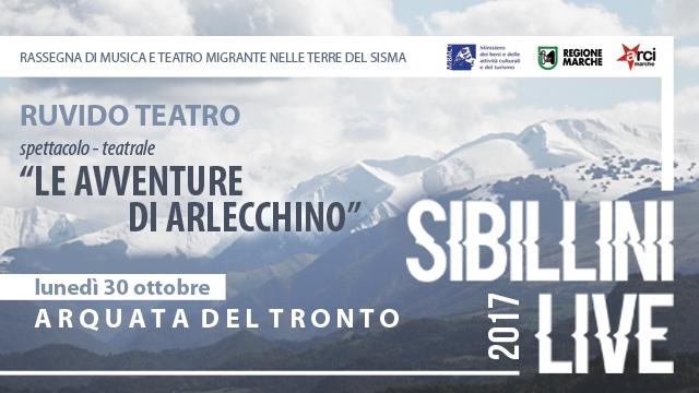 """RuvidoTeatro per """"Sibillini Live"""""""