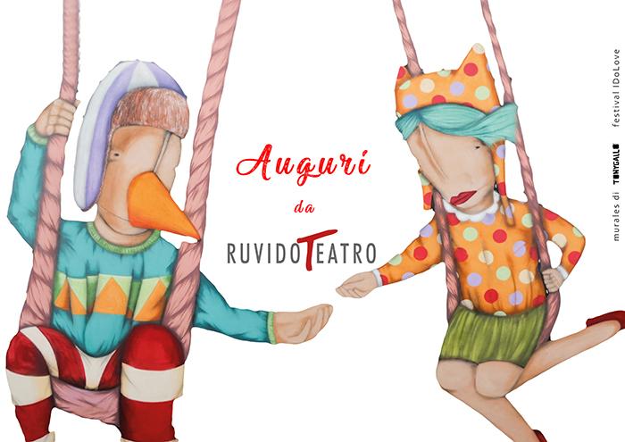 Buone feste da RuvidoTeatro